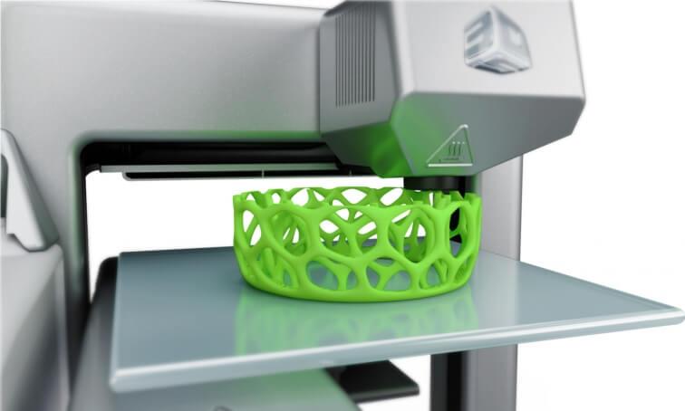 Cum functioneaza imprimantele 3D