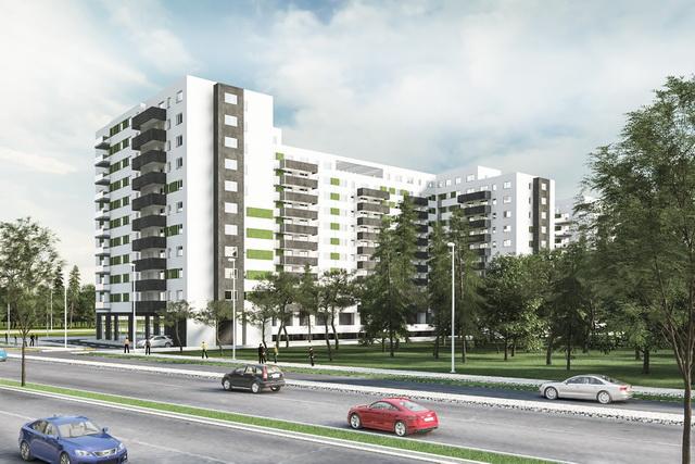 Randari 3D Exterioare Imobiliare