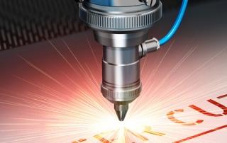 tehnologia taiere cu laser