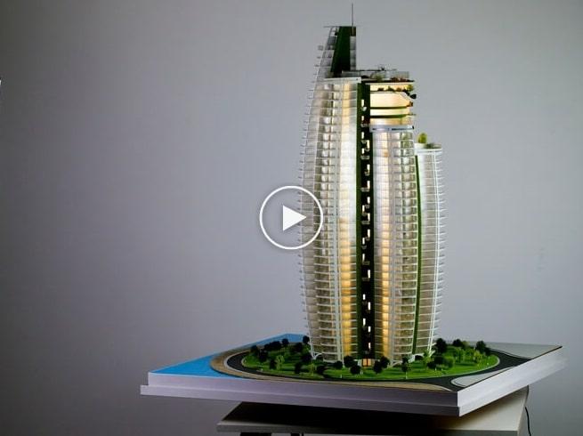 macheta arhitectura