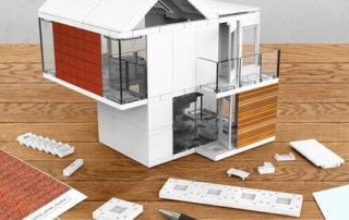 materiale machete arhitectura