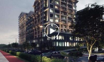 animatie complex rezidential