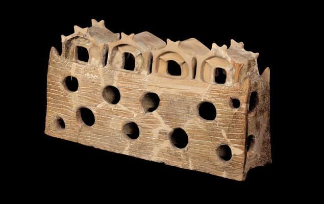 Model de arhitectura antic