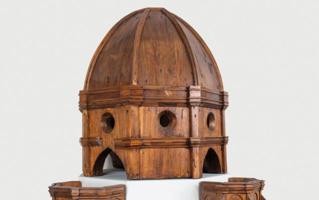 macheta Cupola Catedrala Florenta