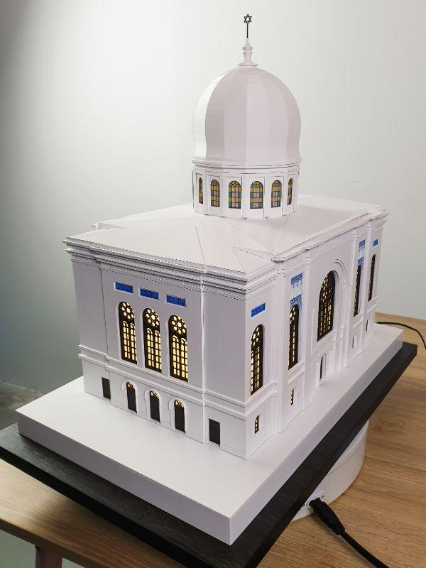macheta Sinagoga