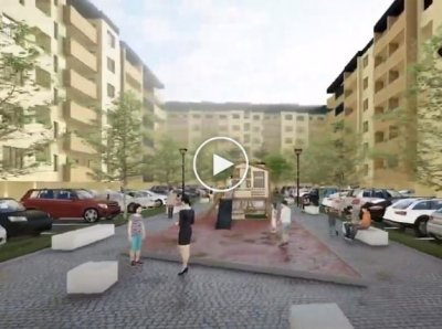 animatie cartier rezidential