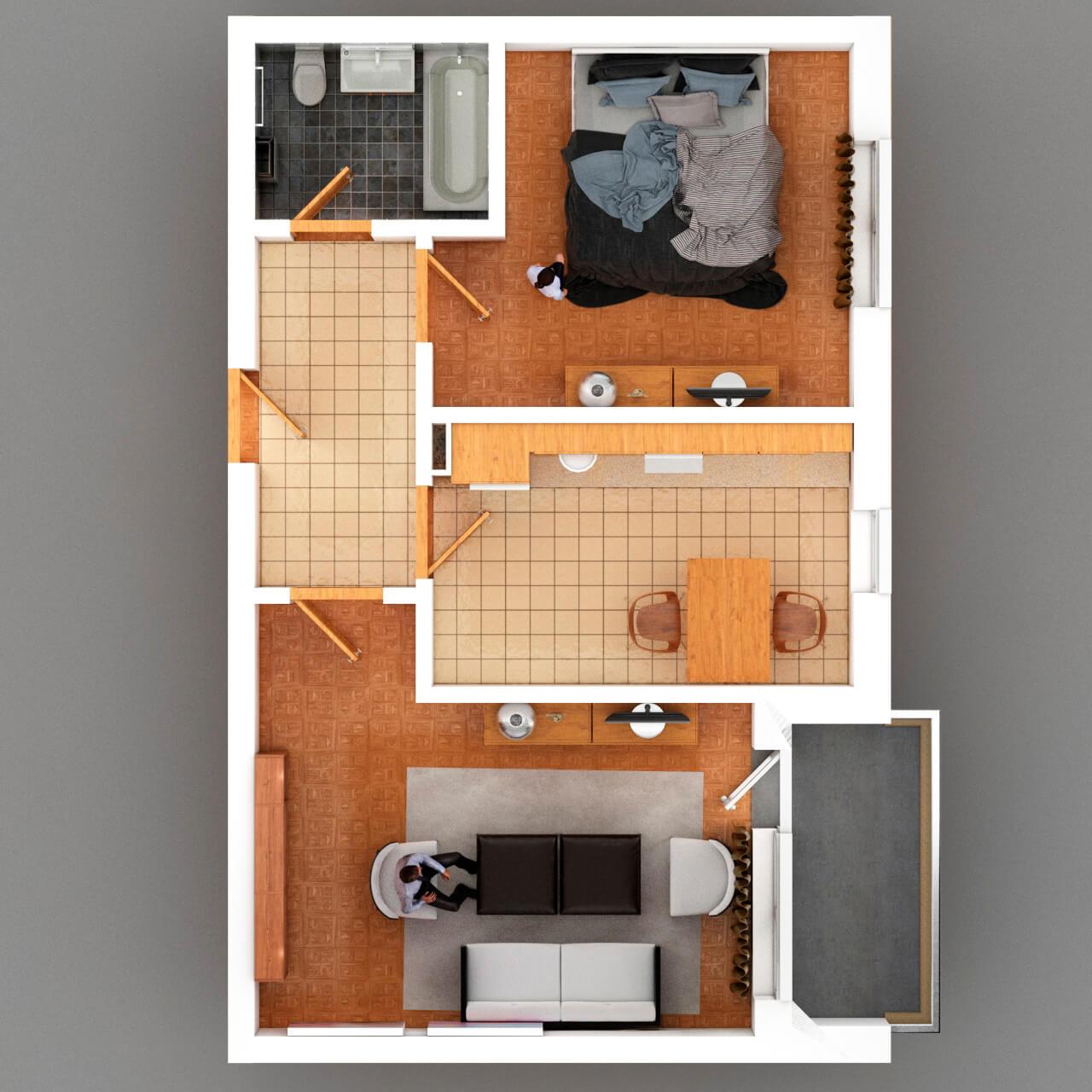 randari apartamente