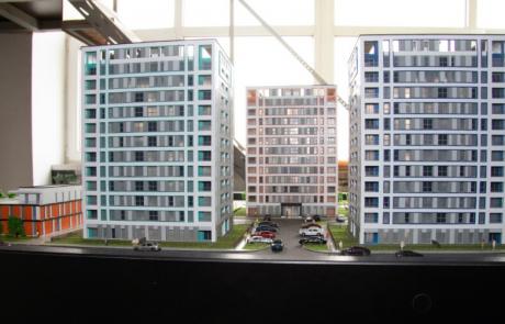 Macheta Color Residences