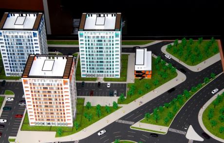 macheta Apartamente Rezidential Bucuresti