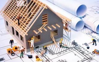 machete arhitectura in procesul constructie