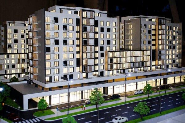 macheta arhitectura imobiliare
