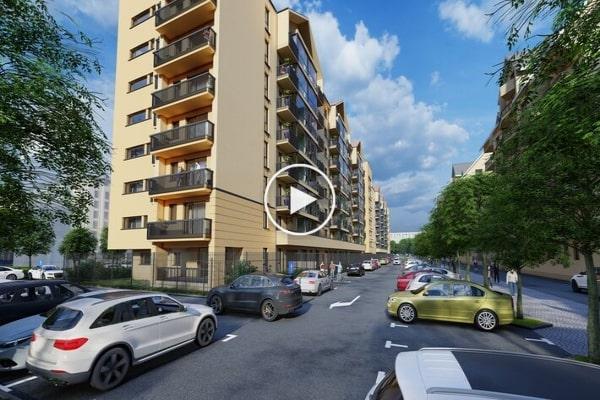 animatie 3d Rezidential